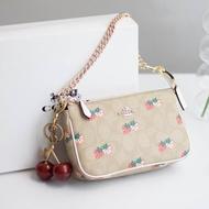 พร้อมส่ง กระเป๋าผู้หญิง Coach แท้ กระเป๋าสะพายข้างผู้หญิง crossbody bag กระเป๋าถือ กระเป๋า กระเป๋าคล้องไหล่