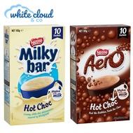 Nestle Milky Bar/Aero Hot Choc (1 sachet)
