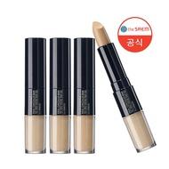 韓國 The Saem 完美底妝雙頭遮瑕棒 4.2g+4.5g  遮瑕 遮瑕膏 遮瑕膏液 雙頭遮瑕膏