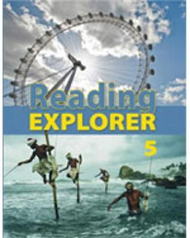 Reading Explorer 5 with Student CD-ROM (新品)
