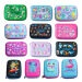 The smiggle pen box writing case in Australia student's pencil case lovely bag New Year gift of the cartoon hard shell zipper pen - intl