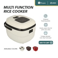 rice cooker rice cooker with steamer Elayks Multi-function Rice Cooker Good for 3-4 People
