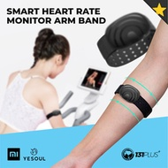 Xiaomi Yesoul Smart Heart Rate Monitor Arm Band [ Bluetooth 4.0/ ANT+/ Optical Sensor/ APP Support ]