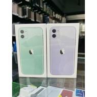 左營-iPhone 11 128G 紫色 綠色 全新