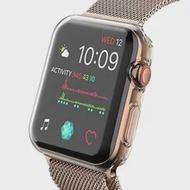 สำหรับ Apple Watch 6 SE อุปกรณ์เสริมป้องกันหน้าจอ TPU สำหรับ Applewatch 5 4 3 2 1 44มม.42มม.38มม.40มม.