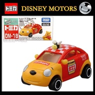 【Fun心玩】DM-18 DS48385 麗嬰 正版 日本 TOMICA 夢幻 維尼車 Disney 迪士尼 多美小汽車