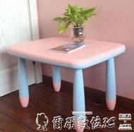 兒童書桌防滑兒童桌椅 幼兒園桌椅 寶寶桌 學習桌 書桌 雙層加厚長方桌 LX