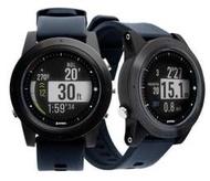 【潛水專家】ATMOS MISSION ONE 潛水電腦錶 (高氧潛水/水肺潛水/自由潛水)-黑色