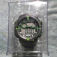 LSH 防水電子錶 透明盒(娃娃機商品)