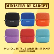 Nakamichi TWS3 MusicCube True Wireless Speaker Local Stocks Local Warranty