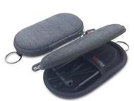 Beats X 收納包 專用旅行收納包 牛仔收納包 精緻 簡約 圓潤 年輕 時尚 小巧方便 輕巧好攜帶