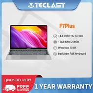 【ผ่อน0%นาน10เดือน】TeclastF7Pluslaptop หน้าจอFHD ขนาด14นิ้ว โน๊ตบุ๊ค 8/12GB RAM 256GBSSD Windows10 IntelN4100 รับประกัน1ปี ฟรีเม้าส์ & แผ่นรองเม้าส์