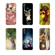 VIVO Y17 casing Cartoon Back Cover For VIVO Y17