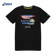 ASICS x MEGAMAN limited edition men's round neck short-sleeved T-shirt bottoming shirt casual short-sleeved T-shirt 2191A261