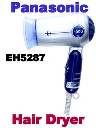 Panasonic EH-5287 Hair Dryer WITH 1 YEAR AGENT WARRANTY