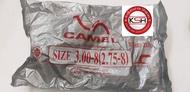 ยางในมอเตอร์ไซค์ 3.00(2.75)-8 รถป๊อป ยี่ห้อ Camel
