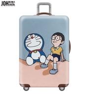 Johnn อุปกรณ์ป้องกันกระเป๋า 18-20-21-24-25-28-29-32 ช่องเก็บสัมภาระฝาครอบหนาสวมใส่กระเป๋าเดินทางกระเป๋าลากฝาครอบป้องกันฝาครอบกันฝุ่นยืดหยุ่น [คลังสินค้าพร้อม-คุณภาพสูง]