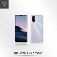 【Metal-Slim】Vivo Y20/Y20s(強化軍規防摔抗震手機殼)