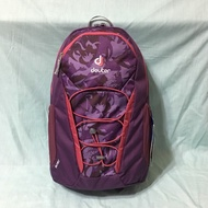 💙2020💙 Deuter GOGO [Plum Lario] Daypack Backpack School Bag