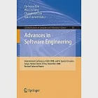 Advances in Software Engineering: International Conference, ASEA 2008, and Its Special Sessions, Sanya, Hainan Island, China, De