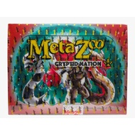 MetaZoo TCG: Cryptid Nation Booster Box Display (36 Packs) (First Edition)