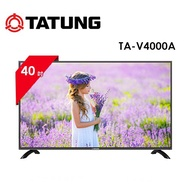 【TATUNG大同】40型LED液晶顯示器 (TA-V4000A) 送基本安裝+免樓層費+超商禮券500.-