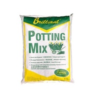 Brilliant Potting Soil Mix (± 7L / bag)