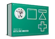 BANGTAN BOYS BTS 3rd MUSTER [ARMY.ZIP+] DVD+Photobook+Photocard+Pre-Order Gift+Extra Photocards Set