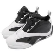 【REEBOK】籃球鞋 Answer IV 運動 男鞋 明星款 避震 包覆 舒適 穿搭 白 黑(FY9691)