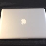 "macbook pro 13"" 2.66Ghz 4GB 英文鍵盤 二手 2011年"