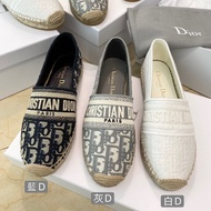 Dior  老花漁夫鞋