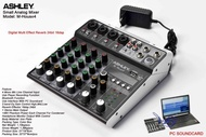 mixer 4 channel ashley mhouse-4