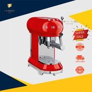 Hihome SMEG เครื่องชงกาแฟ 50s Retro style Aesthetic เครื่องชงกาแฟแบบพกพา เครื่องชงกาแฟสด เครื่องทำกาแฟ เครื่องกาแฟสด