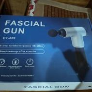 fascial gun手拿按摩機