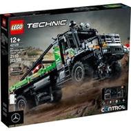 樂高積木 LEGO《 LT42129 》Technic科技系列 - 4×4 賓士 Zetros 攀岩卡車