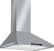 [Direct from Germany] Bosch DWW06W650 wall hood 60 cm high fan capacity / stainless steel