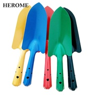 herome Mini Colorful Random Color Soil Digging Tools For Flowers Potted Plants Planting Shovel Soil Raising Tool Vogue