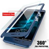 outlet 360 Degree Full Cover Phone Cases For Huawei P Smart P20 P10 P9 Lite Nova 2 2i Plus Honor 6x