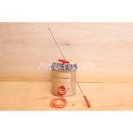 【南陽貿易】白鐵 背式 噴霧器 8L 農藥桶 噴霧機 噴藥桶 人力桶 消毒 灑水 澆花
