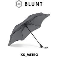 #BLUNT BLT-X01-GN  中性 XS_METRO時尚 折傘紳士灰