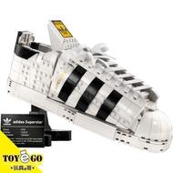 樂高LEGO CREATOR 愛迪達 Superstar 玩具e哥 10282