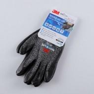 3M 耐用型 多用途DIY手套-灰(可滑手機) (M~XL)