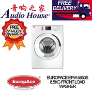 EUROPACE EFW-5850S 8.5KG FRONT LOAD WASHER ***2 YEARS EUROPACE WARRANTY *** FREE DELIVERY!! ***