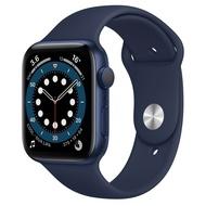 Apple Watch Series 6 44mm GPS版 鋁合金屬錶殼 藍/灰/金/銀【蘋果授權經銷商】