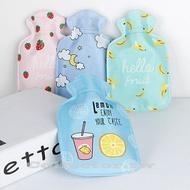 ✤宜家✤小號注水式熱水袋暖暖包 造型可愛 防爆環保免插電暖手寶 暖手袋