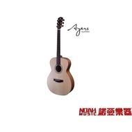 【諾亞樂器】全新 免運 Ayers VINTAGE SERIES SM 雲杉木面板 全單板木吉他 送超值配件