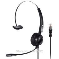 Additional 1 PCS EAR PAD +RJ9 Plug Headset for CISCO IP Phone (796* 794* 797* 69** 78**) Office Headset RJ9 Headset