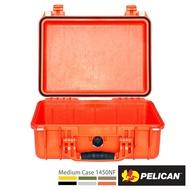 ..  美國 PELICAN 1450 NF 氣密箱-空箱 不含泡棉 橘色 公司貨