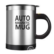 咖啡攪拌杯 全自動攪拌杯懶人水杯電動旋轉磁化杯濃縮家用便攜磁力杯子