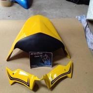Aerox Winglet And aerox seat cover